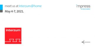 Grupo Impress na interzum @home